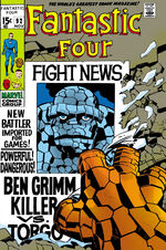 Fantastic Four Vol 1 92