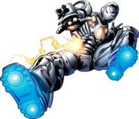 Ghost (Earth-1610) from Ultimate Armor Wars Vol 1 1 0001