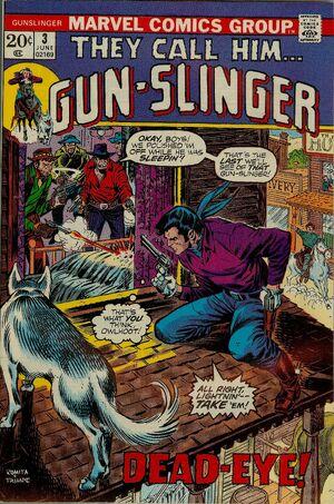 Gun-Slinger Vol 1 3