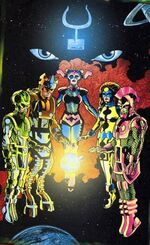 House of Agon (Earth-8734) from Marvel Knights Millennial Visions Vol 1 2001
