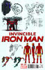 Invincible Iron Man Vol 3 1 Design Variant
