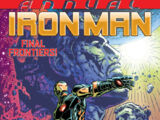 Iron Man Annual Vol 2 1