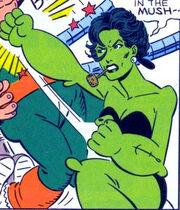 Jennifer Walters (Earth-Unknown) from Sensational She-Hulk Vol 1 50 0006