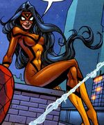 Jessica Drew (Earth-9411) Spectacular Spider-Man (UK) Vol 1 144