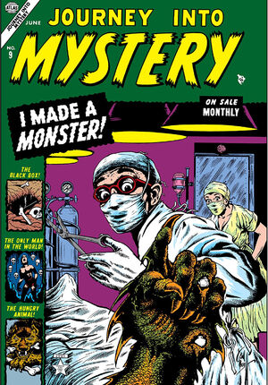 Journey into Mystery Vol 1 9