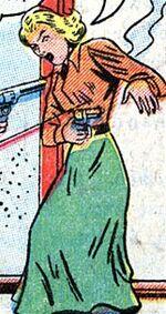Kathy Warner (Earth-616) from Texas Kid Vol 1 6 0001
