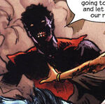 Kurt Wagner (Earth-2149) from Marvel Zombies Vs Army of Darkness Vol 1 5 001