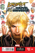 Longshot Saves the Marvel Universe Vol 1 1