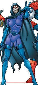 Maggie Langella (Earth-616) from Defenders Strange Heroes Vol 1 1 001