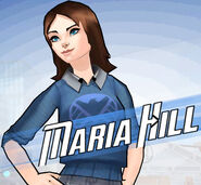 Maria Hill (Earth-TRN562) from Marvel Avengers Academy 002