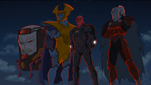 Marvel's Avengers Assemble Season 1 16 Screenshot