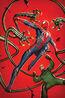 Marvel's Spider-Man City at War Vol 1 6 Sinister Six Variant Textless