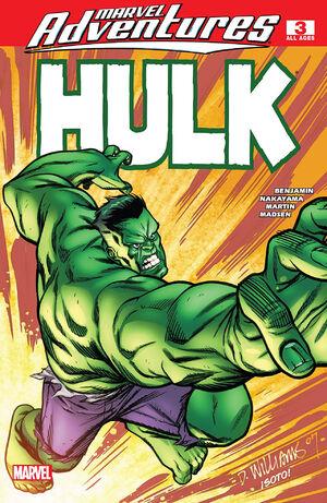 Marvel Adventures Hulk Vol 1 3