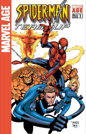 Marvel Age Spider-Man Team-Up Vol 1 1