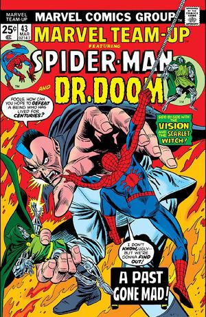 Marvel Team-Up Vol 1 43