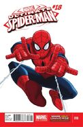 Marvel Universe Ultimate Spider-Man Vol 1 18
