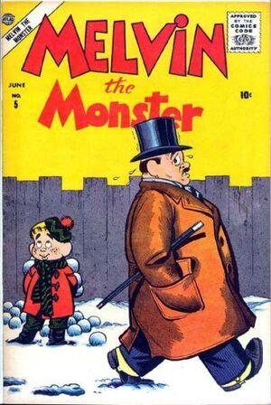 Melvin the Monster Vol 1 5