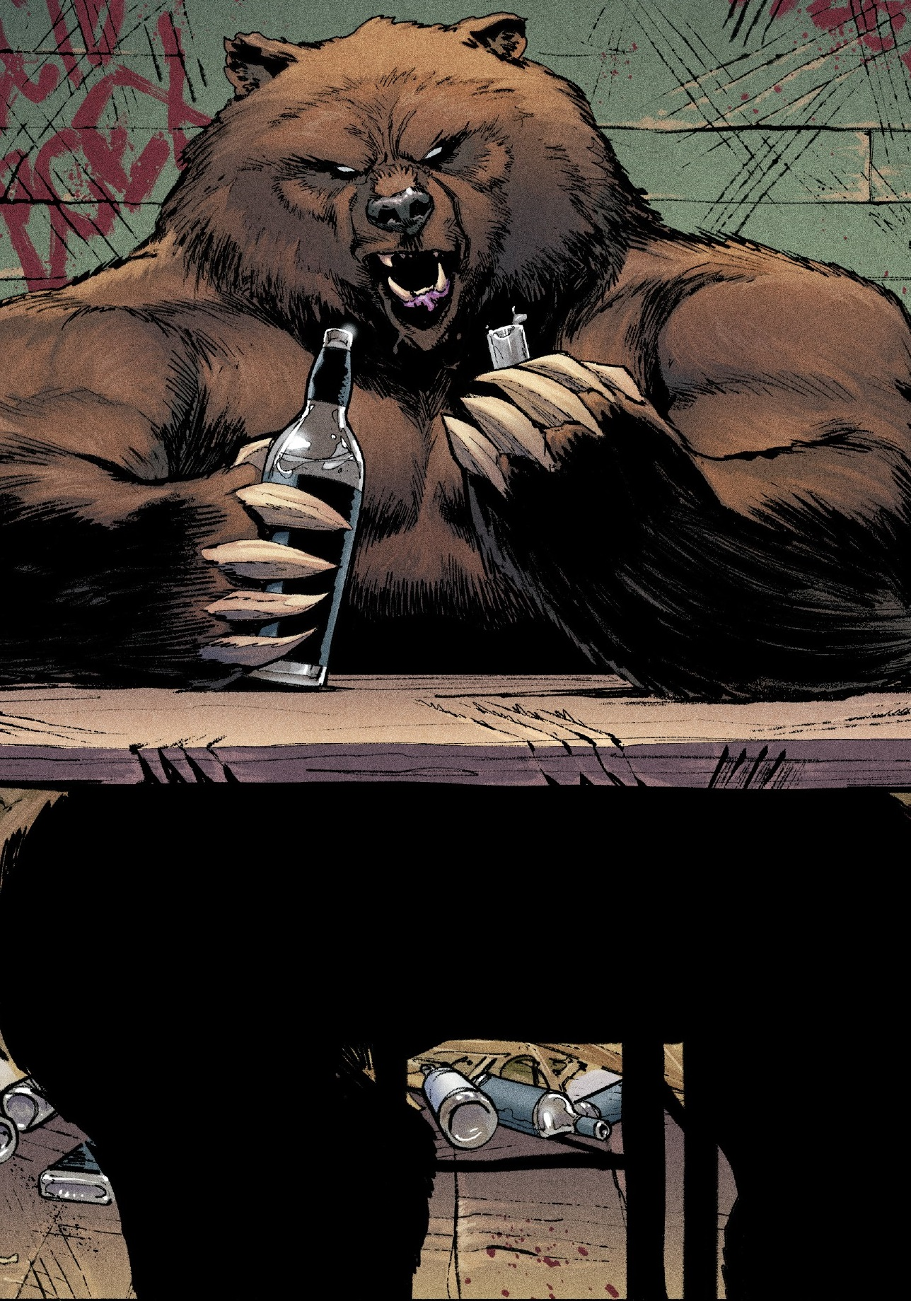 Mikhail Ursus (Earth-616) | Marvel Database | FANDOM powered by Wikia