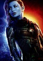 Minn-Erva (Earth-199999) from Captain Marvel (film) Poster