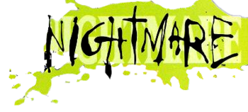 Nightmare (1994) logo