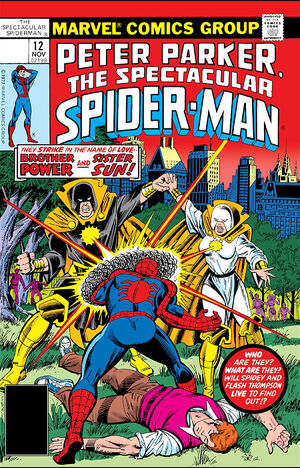 Peter Parker, The Spectacular Spider-Man Vol 1 12