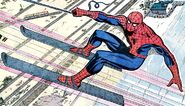 Peter Parker (Earth-7642) from Superman vs. the Amazing Spider-Man Vol 1 1 005
