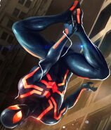 Peter Parker (Earth-TRN461) from Spider-Man Unlimited (video game) 109