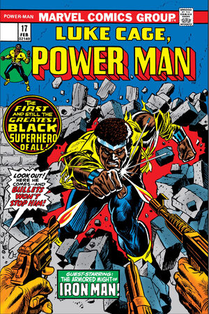 Power Man Vol 1 17