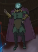 Quentin Beck (Earth-17628) from Marvel's Spider-Man (animated series) Season 2 9 002