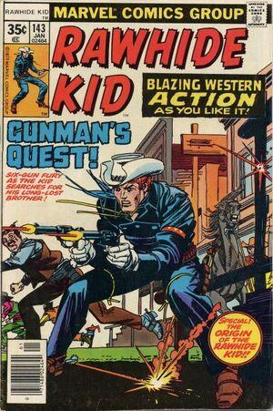Rawhide Kid Vol 1 143