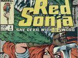 Red Sonja Vol 3 4