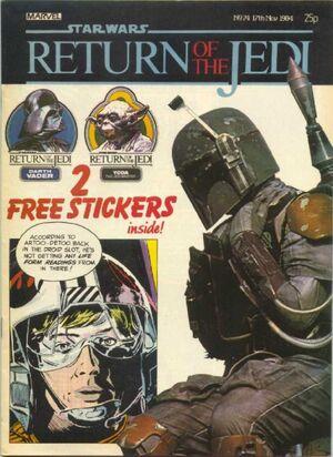 Return of the Jedi Weekly (UK) Vol 1 74