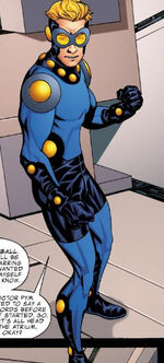 Robert Baldwin (Earth-616) from Avengers Academy Vol 1 1 0001