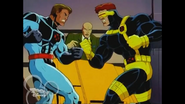 Robert Drake and Scott Summers (Earth-92131) from X-Men The Animated Series Season 3 11 003