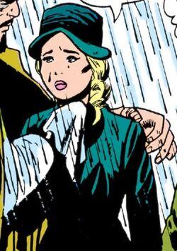 Sharon Xavier (Earth-616) from X-Men Vol 1 12