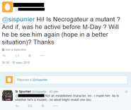 Simon Spurrier (Earth-1218) from Twitter 10 march 2015