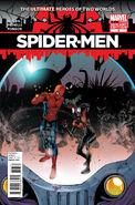 Spider-Men Vol 1 3 Pichelli Variant