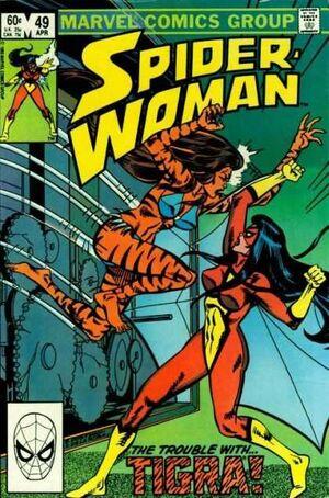 Spider-Woman Vol 1 49