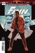 Star Wars Age of Resistance - Finn Vol 1 1