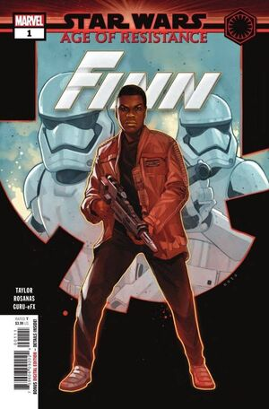 Star Wars Age of Resistance - Finn Vol 1 1