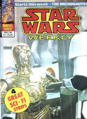 Star Wars Weekly (UK) Vol 1 51