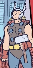 Thor Odinson (Earth-16127) from All-New, All-Different Avengers Annual Vol 1 1 001