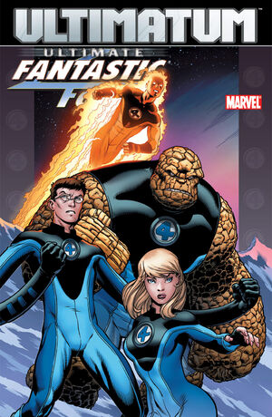 Ultimate Fantastic Four Vol 1 60