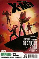 Uncanny X-Men Annual Vol 2 3