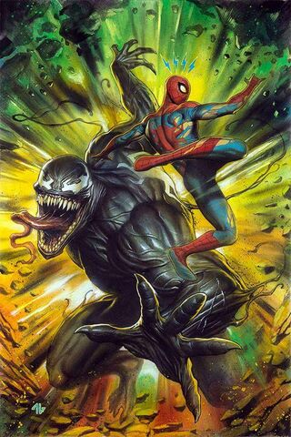 File:Venom Vol 1 150 Forbidden Planet Exclusive Variant Textless.jpg