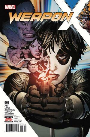 Weapon X Vol 3 3