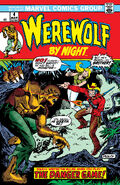 Werewolf by Night Vol 1 4