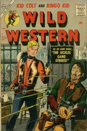 Wild Western Vol 1 57