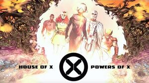 X-MEN HOUSE OF X and POWERS OF X Trailer
