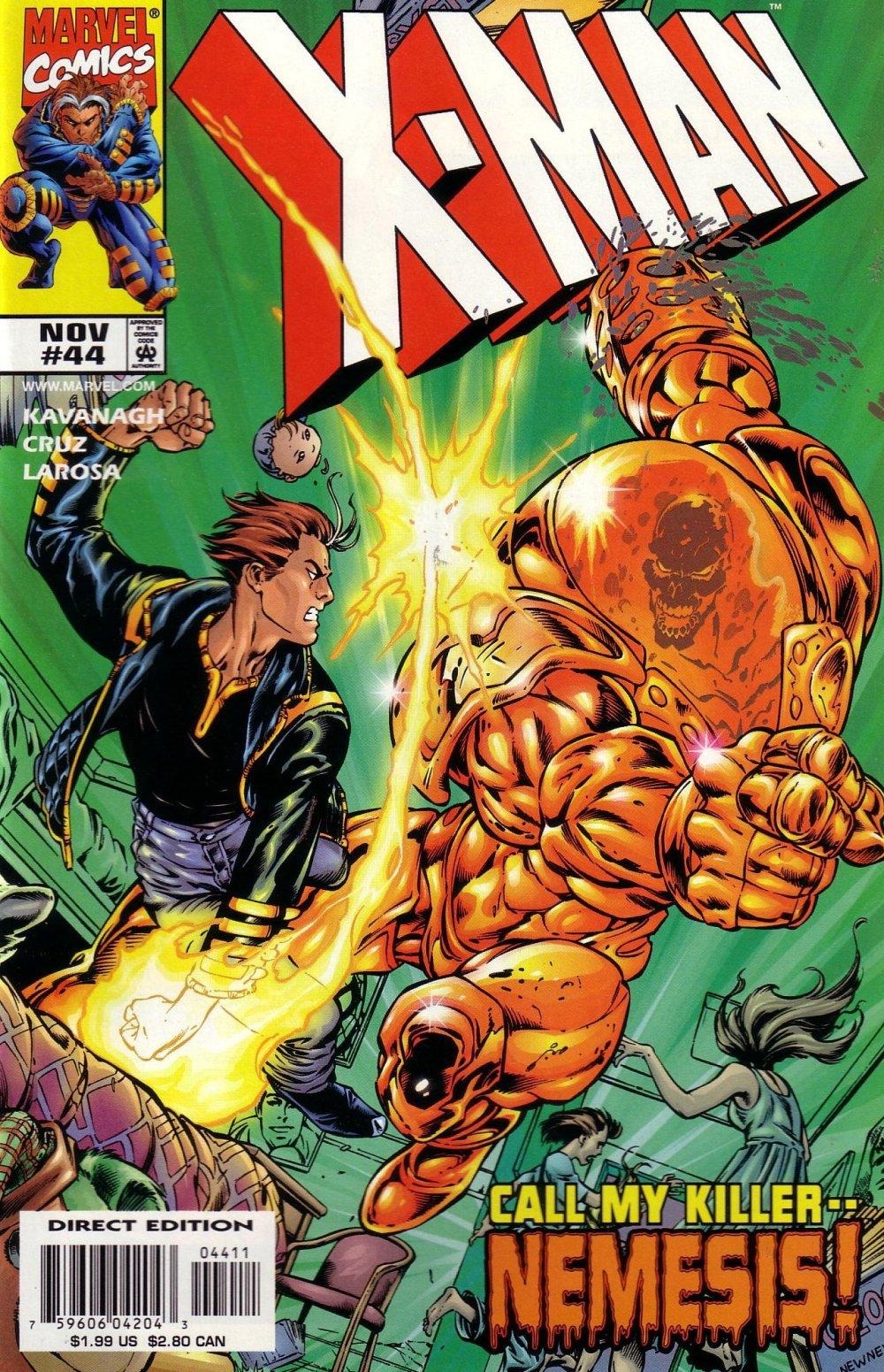 X-Man Vol 1 44